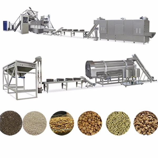 China Floating Fish Feed Pellet Machine Sinking Fish Food Processing Manufacturing Machinery Line