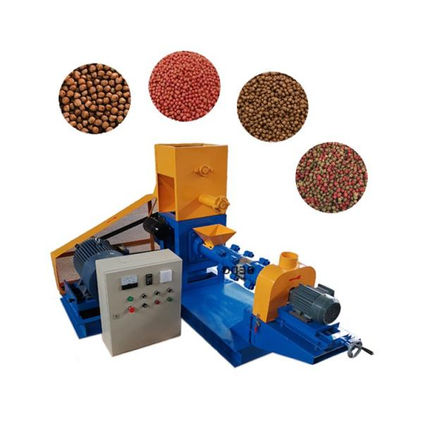 Sinking and Floating Aquatic Fish Feed Processing Machine for Sale