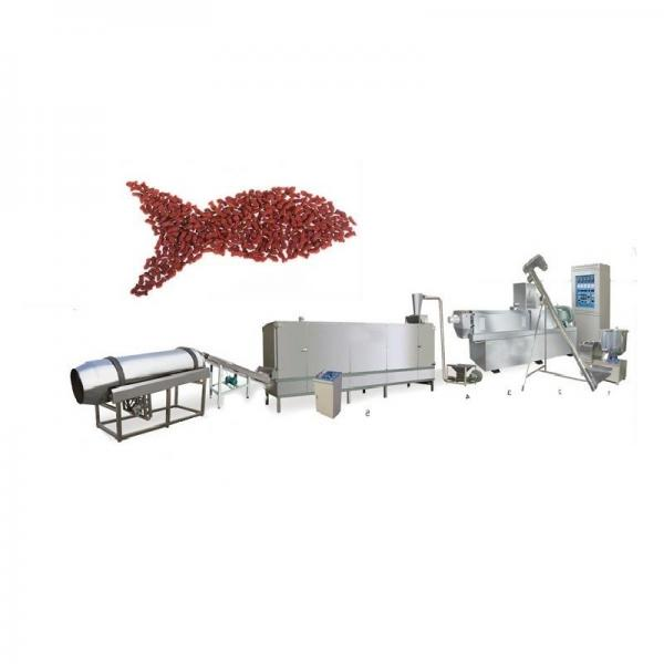 Dry Poultry Animal Pet Dog Cat Food Making Machine Chicken Bird Floating Sinking Fish Feed Pellet Production Maker Processing Machinery Plant