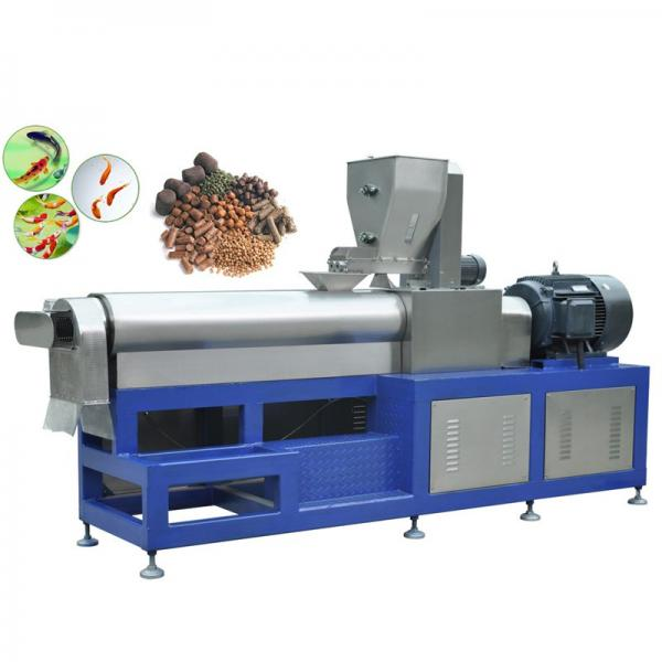 Capacity Customized Poultry Livestock Chicken Cattle Animal Feed Pellet Machine Making Production Line