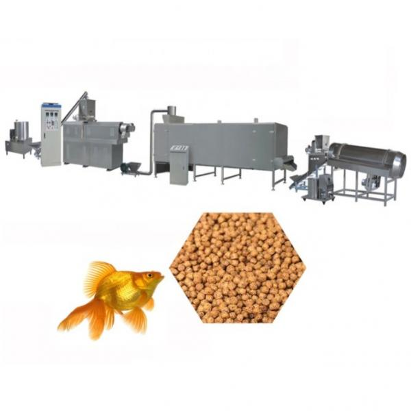 Best Price Hot Sale China Manufacturer Floating Fish Feed Extruder Machine