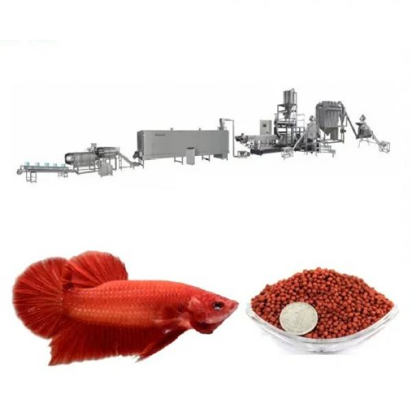 Dry Type Fish Food Making Machine Floating Fish Feed Extruder