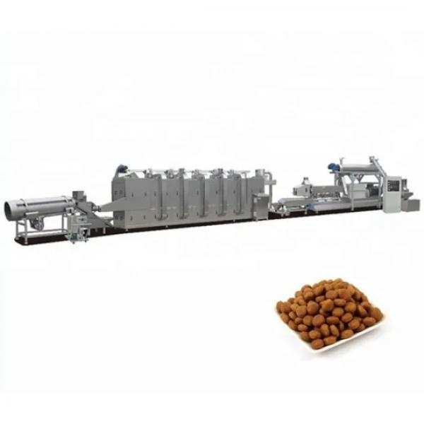 Commercial Dry Type Extruding Machine for Floating Fish Feed Production